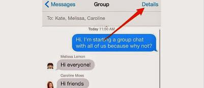 Cara Termudah Mematikan Notifikasi Grup iMessage Pada iPhone