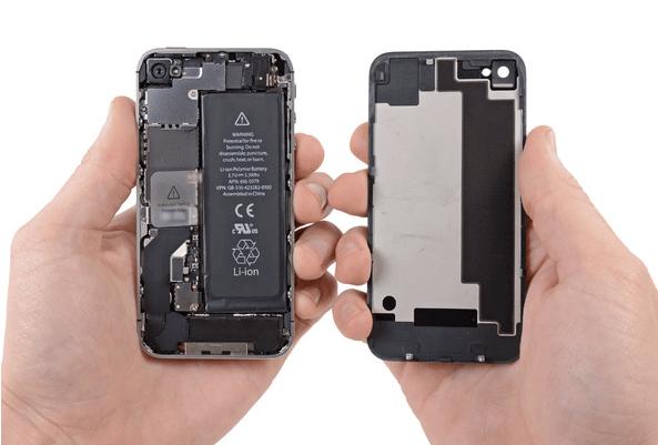 Mengganti Baterai iPhone 5S