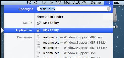 Cara Format Flashdisk atau Hardisk di Macbook 1