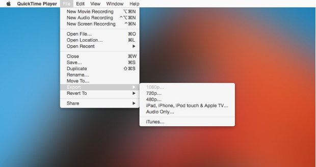 Cara Gampang Membuat Screen Capture Video iPhone dan iPad Via OS X Yosemite 5