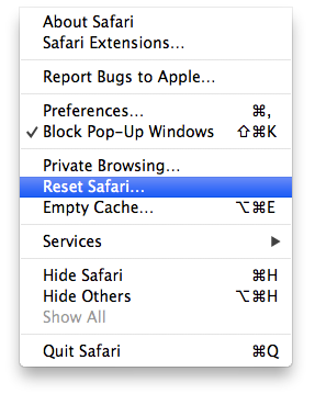 Cara Membersihkan Cache Safari di Mac 21