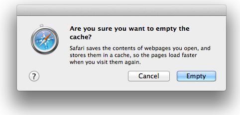 Cara Membersihkan Cache Safari di Mac 32