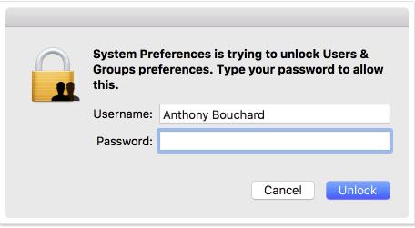 Cara Menambahkan Guest User di Mac 3