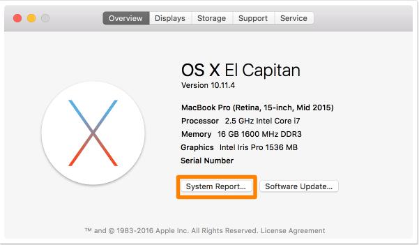 Cara Mengetahui Nomor Model Mac Anda 2