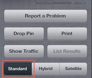 Cara Menggunakan GPS iPhone Sebagai Petunjuk Jalan 2
