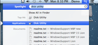 Cara Merubah File dari CD atau DVD Jadi iso di Mac 1