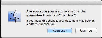 Cara Merubah File dari CD atau DVD Jadi iso di Mac 8