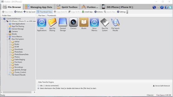 Cara Mudah Backup Foto dari iPhone ke PC Windows Menggunakan iFunbox 2