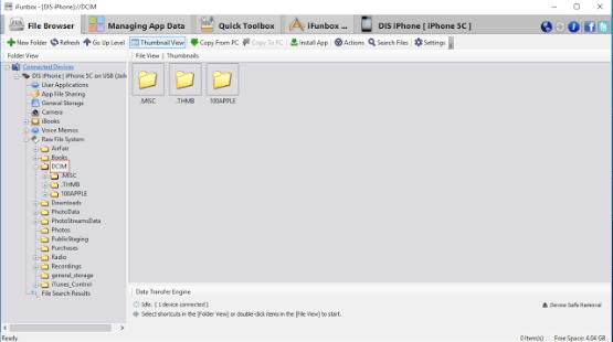 Cara Mudah Backup Foto dari iPhone ke PC Windows Menggunakan iFunbox 4