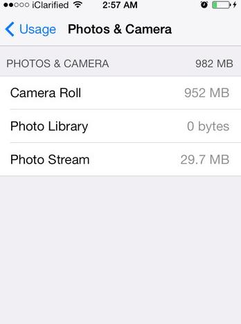 Cara Mudah Cek Sisa Space Yang dipakai Aplikasi Pada iPhone 6