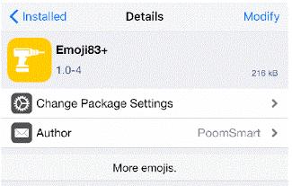 Cara Mudah Mendapatkan Emoji iPhone iOS 9.1, 9.0, 9.0.1, 9.0.2 Jailbreak