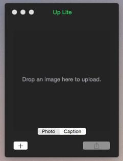 Cara Simpel Upload Gambar Instagram Menggunakan OS X 1