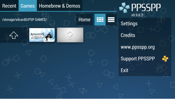 Cara Termudah Bermain Game PSP di iPhone Tanpa Jailbreak Atau Intsal Emulator PPSSPP