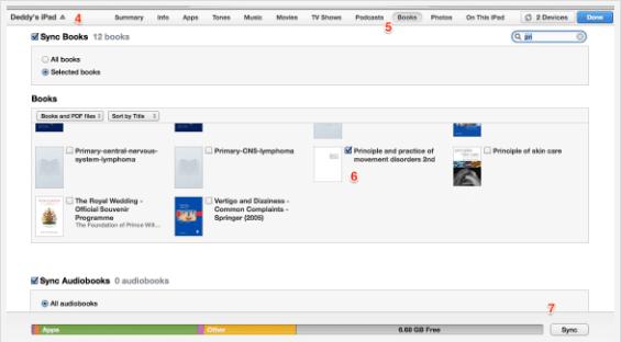 Cara Transfer File PDF dari iTunes ke iPad 3