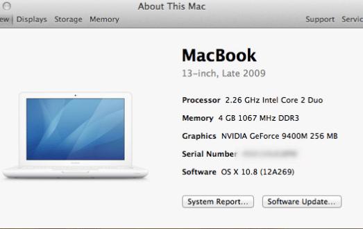 RAM Pada Mac