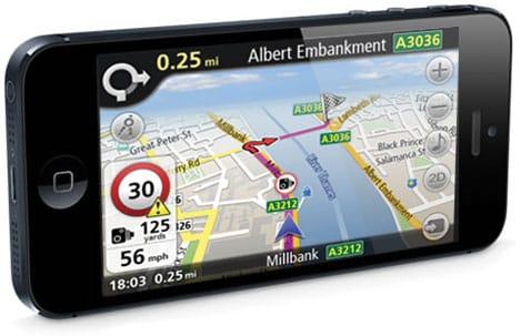 cara maps iphone 5 untuk pemula