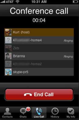 cara melakukan panggilan konferensi