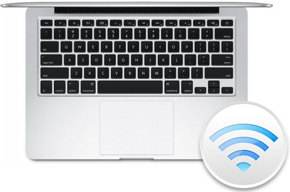 cara mengetahui password wifi di macbook