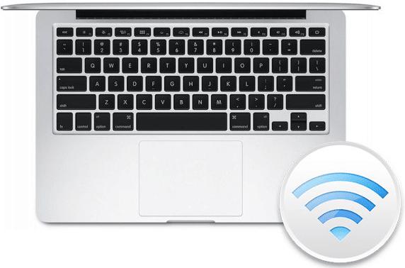 cara mengetahui password wifi di macbook