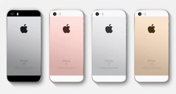 Cara Membedakan iPhone SE dan iPhone 5s