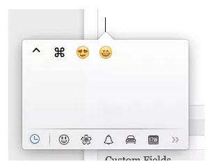Cara Menampilkan dan Menggunakan Special Characters di OS X Mavericks