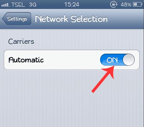 Cara Mengatasi iPhone Error Yang Tidak Bisa Konek Internet 3