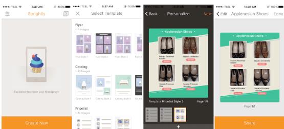 Cara Mudah Membuat Katalog atau Daftar Harga di iPhone atau iPad 2