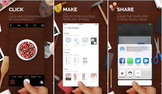 Cara Mudah Membuat Katalog atau Daftar Harga di iPhone atau iPad