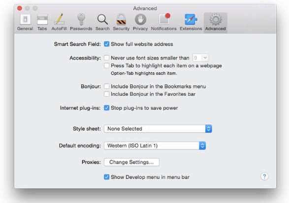Cara Simpel Menampilkan URL Situs dengan Lengkap di Safari OS X Yosemite 4