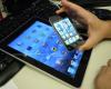 cara setting rotasi ipad dan iphone