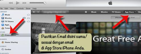Cara Install Game atau Aplikasi di iPhone dan iPad Menggunakan Laptop 2