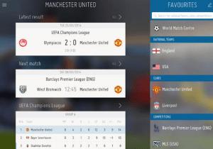 Cara Membuat Jadwal Pertandingan sepak Bola Di iPhone