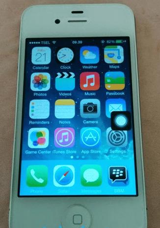 Cara Mengaktifkan Assistive Touch di iOS Dengan Mudah