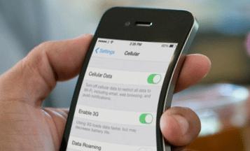 Cara Mengatasi Jaringan 3G LTE pada iPhone dan iPad Tidak Berfungsi Setelah Upgarade iOS 9