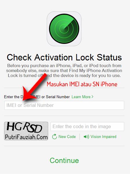 Cara Mengecek iCloud Activation Lock Pada iPhone 1