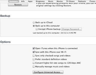 Cara Menggunakan Sync Wi-Fi di perangkat iOS