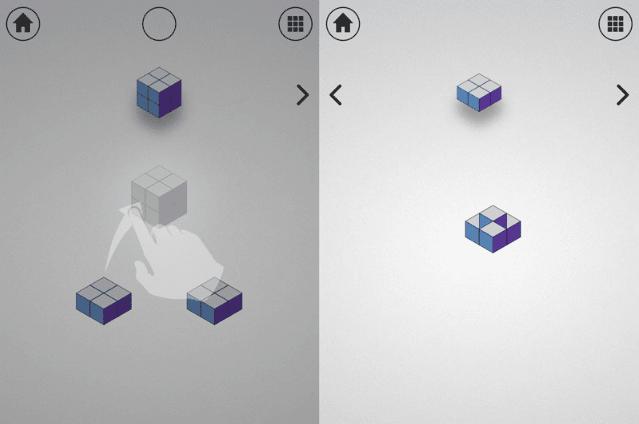 Kubic, Games Puzzle Unik Ilusi Optik Untuk iOS 1