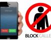 Memblokir No Telpon Tidak Dikenal di iPhone