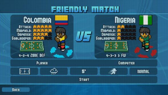 Pixel Cup Soccer 16 Free App 1