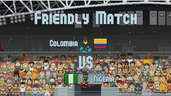 Pixel Cup Soccer 16 Free App 2
