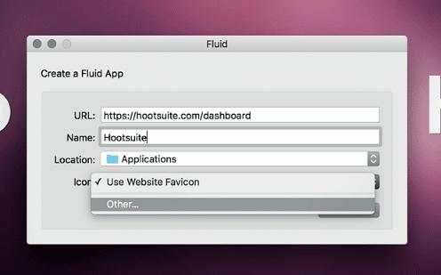 Cara Buat App Dari Web Menggunakan Fluid