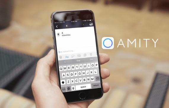Cara Menggunakan Amity