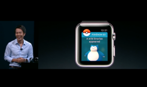 Main Pokemon GO Lebih Seru Dengan Apple Watch