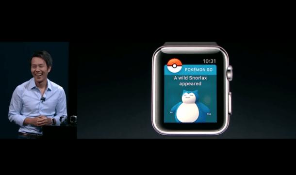 Main Pokemon GO Lebih Seru Dengan Apple Watch
