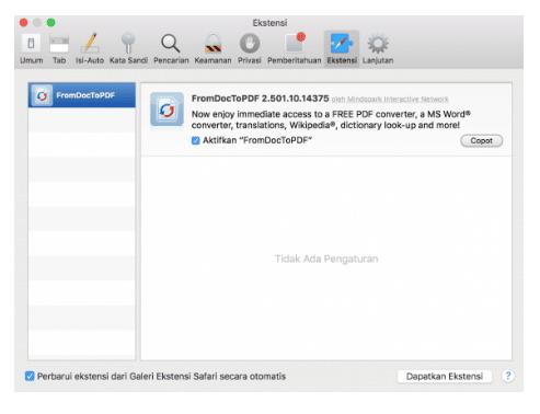 Aplikasi Konversi PDF ke Word DOC Gratis Untuk Mac