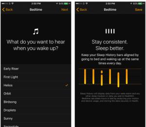Cara Menggunakan Bedtime di iOS 10