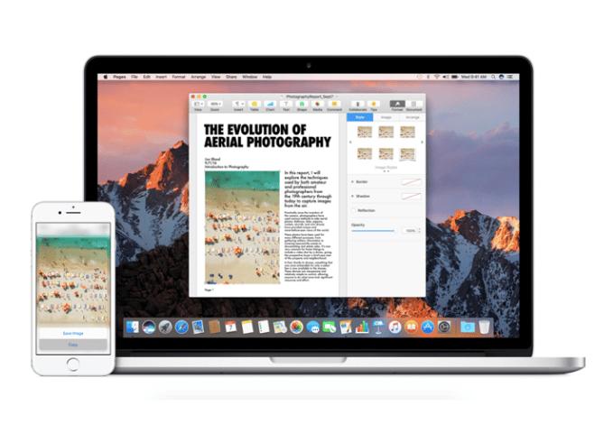 Cara Menggunakan Universal Clipboard di macOS Sierra