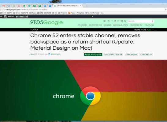 Cara Menghemat Kuota Data Browsing dengan Google Chrome di Mac