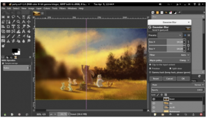 GIMP, Alternatif Terbaik Adobe Photoshop Gratis untuk Linux, Windows, dan Mac