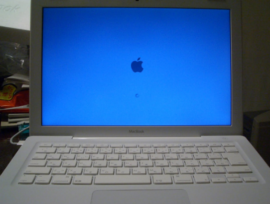 mengatasi-stuck-logo-macbook